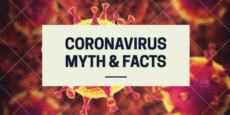 Coronavirus – Myth & Facts