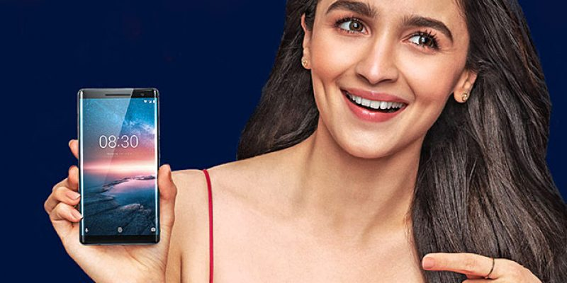 High End Smart Phones In India